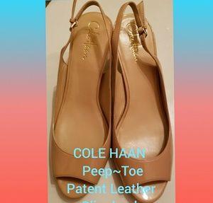 Cole Haan Sling Shoe Pump